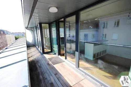 Terrassen DG-Maisonette beim Rabenhof