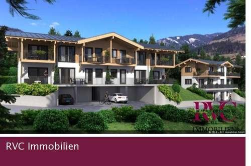Neubau Gartentraum Königsblick - nich zwei Einheiten verfügbar!