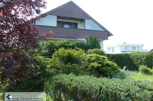 2 Familienhaus mit grossem Garten sucht begeisterten Nachfolger/In