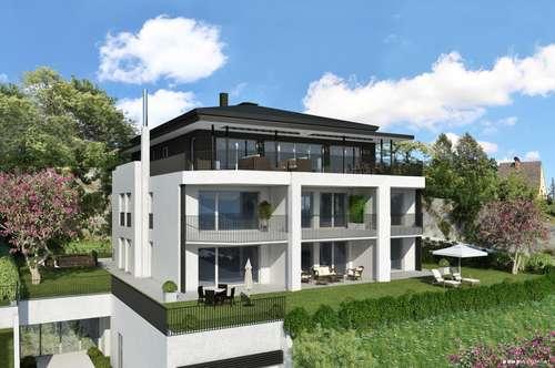 3-Zimmer-Eckwohnung mit 2 Balkonen - VILLEN ST. MARTIN - Kreuzbergl am Lönsweg