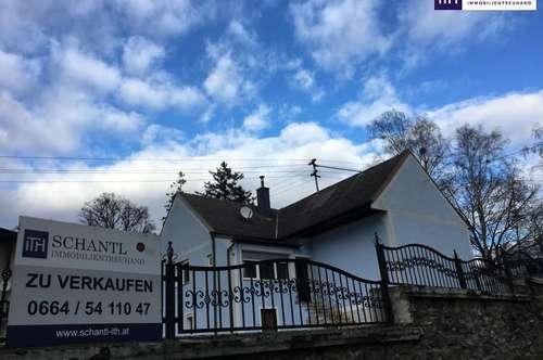 ITH: PREISHIT! Haus mit Fernblick + Doppelgarage + Traumgarten + Sonnenhang + Zentrumslage Nähe Oberwart!