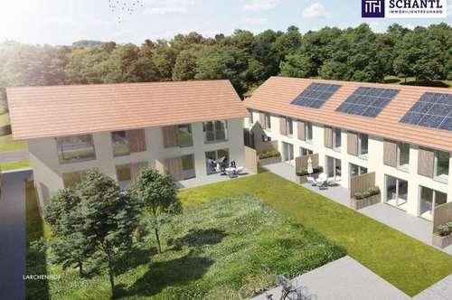 AUFGEPASST: Liebevolle 2-Zimmer-Neubauwohnung mit perfekter Raumaufteilung in 8075 Hart bei Graz!