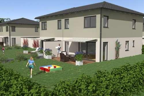 Doppelhaushälfte inkl. großzügigen Grundstück - Wohnfläche von 107m² bis 130m² möglich