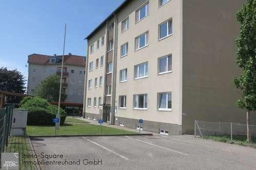 Leistbare, helle 3 Zimmerwohnung mit Parkplatz in ruhiger Lage