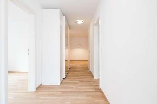 Erstbezug! Schöne 3-Zimmer-WG in Innsbruck - Innenhoflage