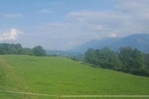 Wörthersee SÜD: Alleinlage Bauland/Landsitz/Arrondiert (4,6ha) Drüber den Wörthersee/ südwestlich Klagenfurt/Kärnten