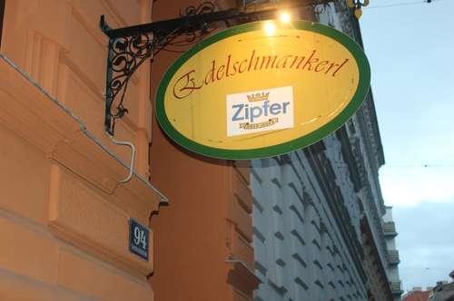 Gemütliches renoviertes Restaurant in guter Lage im Neunten Wiener Gemeinde Bezirk
