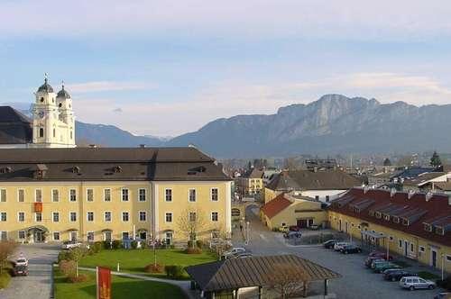 2-Zimmer-Wohnung im Bereich des Schlosses Mondsee
