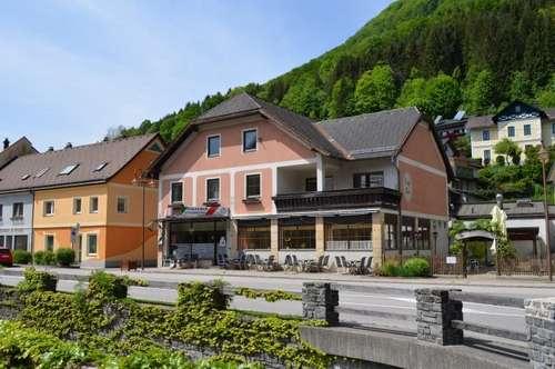 DEMNÄCHST - Gewerbefläche mit 183,28 m² in Gaming (Bezirk Scheibbs) zu mieten!