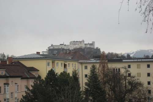 3 room roof top apartment for rent near Salzach River for rent