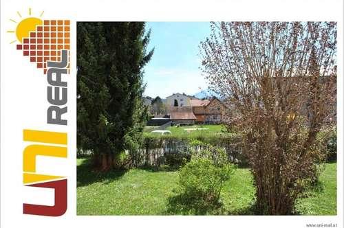 - UNI-Real - Gut aufgeteilte Wohnung mit Potenzial
