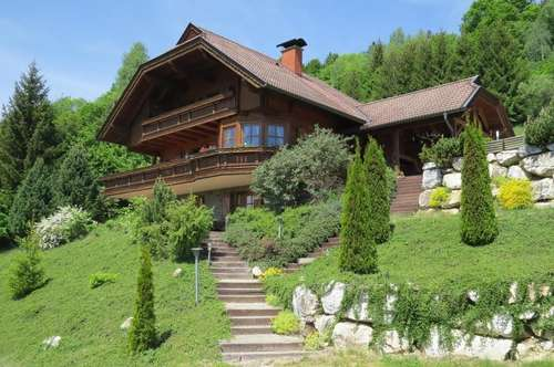 Hochwertiges Landhaus im rustikalem Stil, Nähe Velden/Wörthersee