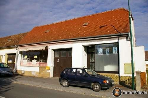 Nähe Großpetersdorf: Mieträumlichkeiten mit Parkplatz für viele Möglichkeiten