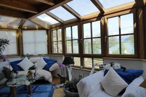 Traumhafte Maisonette-Wohnung mit unverbaubarem Seeblick in Zell am See