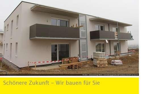Neubau 3-Zimmerwohnung mit Balkon und Kaufoption zu vermieten!