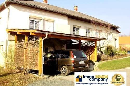 Großes Einfamilienhaus ca. 226m² Wfl, teilbar in 2 Wohneinheiten - 288.000 Euro - Fragen Sie nach den Grundrissplänen