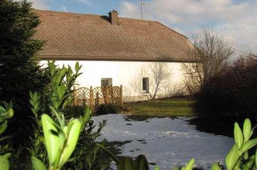 Ehemaliges Sacherl mit Option 1 ha zusätzlichem Pachtgrund in Bad Leonfelden