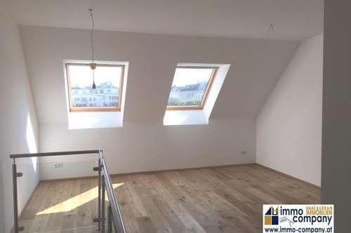 92 m² Dachgeschoss-Maisonette mit Terrasse in ruhiger Südlage Nähe U3 Ottakring!