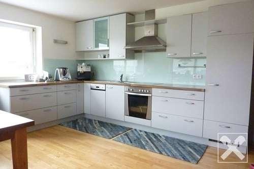 Lingenau: großzügige 6-Zimmerwohnung mit ca. 124 m² Wohnfläche und Gartenanteil
