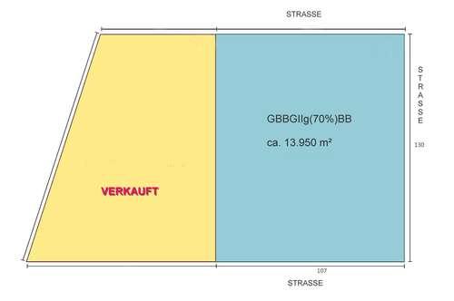 SELTENHEIT - Betriebsbaugrund 14.000 m² - 1220 Wien Bereich Großenzersdorfer Straße