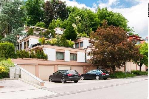 Sonnige Terrassenwohnung mit Eigengarten am Spitalberg