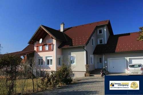 Top gepflegtes Einfamilienhaus ca. 170m² Nfl., ca. 1144m² Grund - 274.000 Euro - exkl. 64.000 Euro WBF!