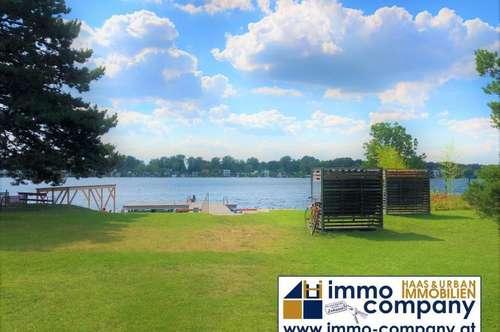 Gemütliches Ferienhaus mit viel Platz am Neufelder See sucht neue Eigentümer!