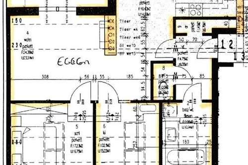 PROVISIONSFREI FÜR DEN MIETER! Familienfreundliche 3 Zimmer Wohnung in der Nähe des Augartenparks!