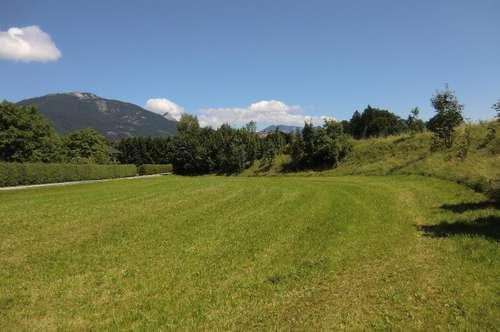 Betriebsbaugrund zur langfristigen Verpachtung in Abersee!
