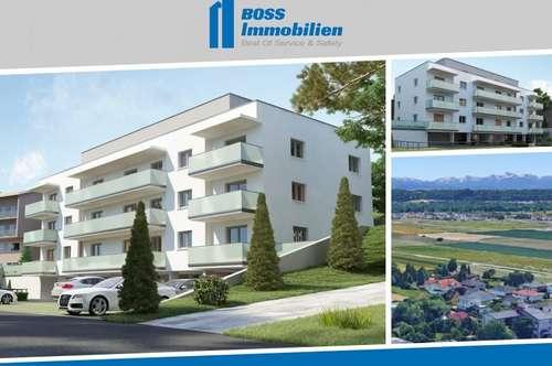 Alpenkino für 14 neue Eigentumswohnungen - Top 1