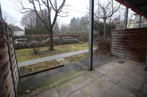 Helle 2 Zimmerwohnung in Ruhelage mit Terrasse in Eggenberg! Unbefristet!
