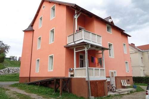Mietwohnung mit Balkon