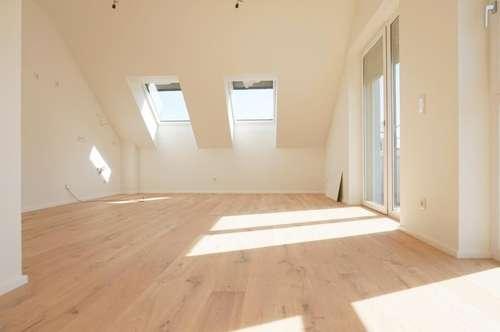 ERSTBEZUG! Tolle 3 Zimmerwohnung mit Balkon in Linz!