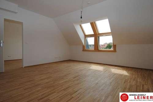 Himberg Zentrum - sehr schöne 50m² Dachgeschoßwohnung - sofort beziehbar