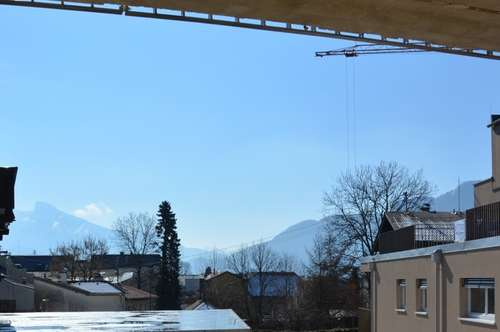 ERSTBEZUG - Trendige 3 Zi. Mietwohnung im Herzen von Mondsee mit 2 Balkonen, Tiefgaragenplatz und Lift ! ! !