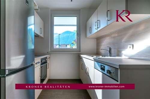 Erstbezug: 2 Zimmer Wohnung in Kufstein zu vermieten