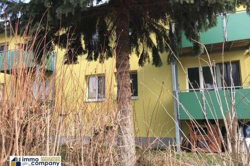 Eigentumswohnung in Sierndorf zentral und doch im Grünen