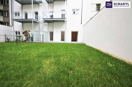 Coming home... Traumhafte Gartenwohnung + Absolute Ruhelage + Terrasse + Rundum saniertes Altbauhaus mit Charme!