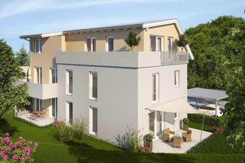 4-Zimmer Dachterrassenwohnung - bereits im Bau - WOHNOASE ELSBETHEN!
