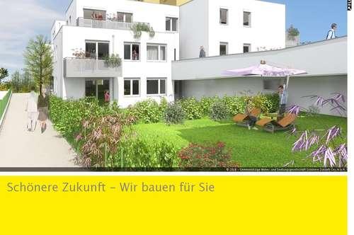 Familienwohnung mit Balkon, beziehbar ab Herbst/Winter!