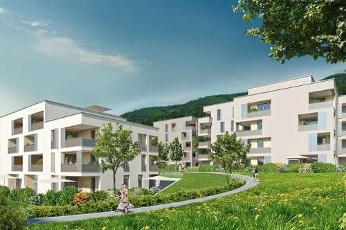 LIMBERG: Gartenwohnung, TOP G03