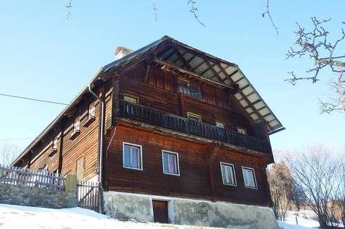 Bauernhaus in Liesertal!