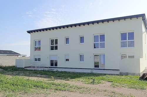 Neue 2 Zimmerwohnung in Theresienfeld mit Eigengarten