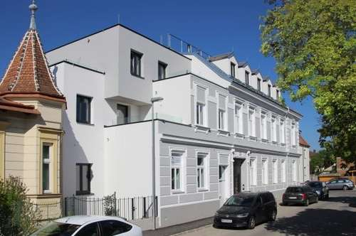 2 Zimmer-sofort in Wien-revitalisierte Beletage