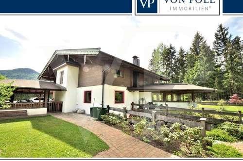 Idyllisches Landhaus in ruhiger Wohnlage im Bezirk Kitzbühel