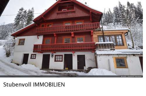 Romantisches, top-saniertes Mehrfamilienhaus in rustikalem Landhausstil mit Flair!