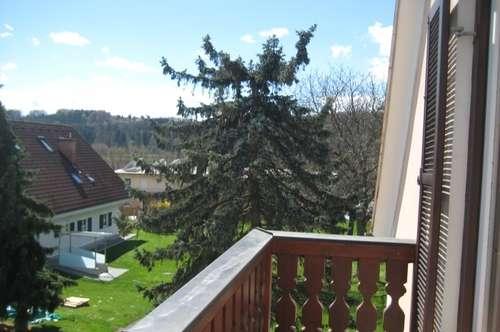 Naturnahe,sonnige 3ZI+Balkon +PP mit Gartennutzung