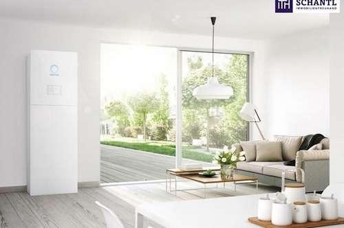 ITH: IMPOSANTE Neubau Maisonettewohnung + lichtdurchflutete Räume + Eigengarten + Weitblick + Parkplatz!