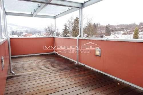 Erstbezug! DG-Terrassen-Maisonette im Zentrum von Stainz! Top 8