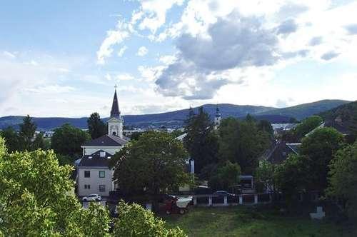 3 Zi-Wg - Zentrumsrand Baden - mit schönem Ausblick - Nähe evangelischer Kirche